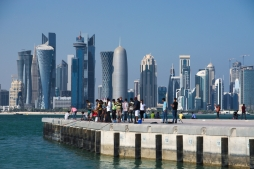 Fishing in Doha