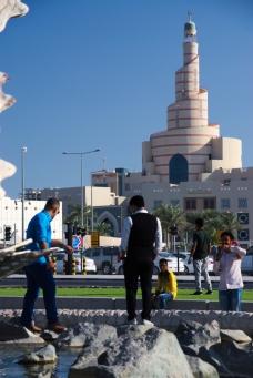 Honeymoon in Qatar