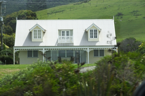 Houses by Great Ocean Road 2