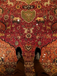 MoIA carpets exhibition 2