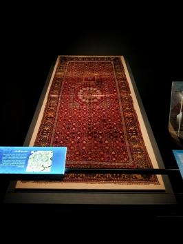 MoIA carpets exhibition
