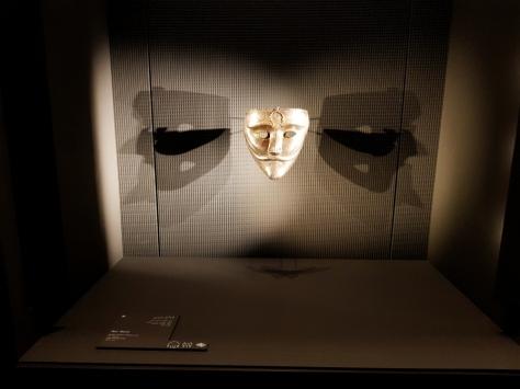 MoIA exhibition War Mask