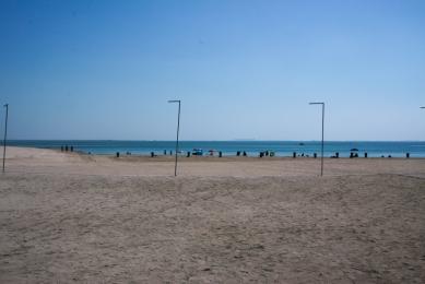 Pearl Qatar 6 beach