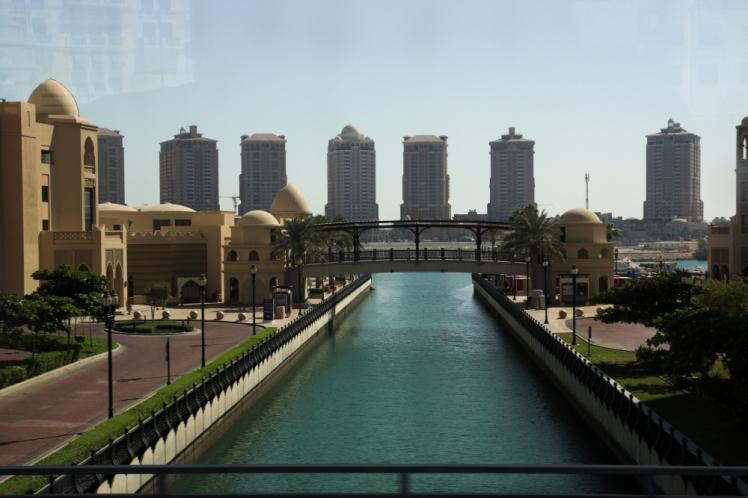 Pearl Qatar exit