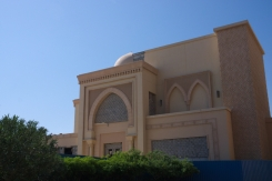 Pearl Qatar housing unfinished