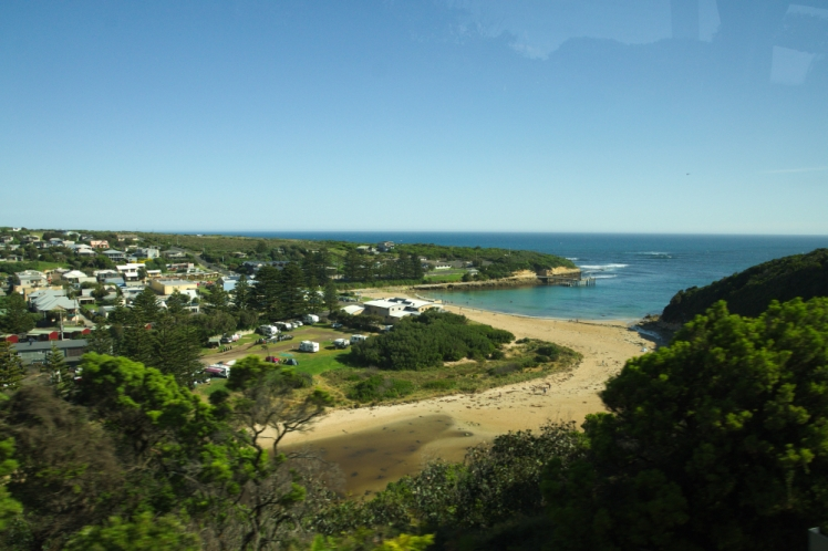 Port Campbell from above 2