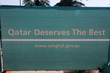 Qatar deserves