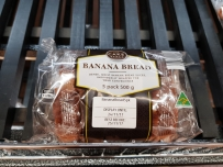Aldi selling banana breads
