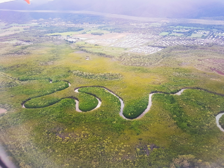 Approaching Cairns 2