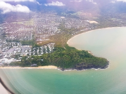 Approaching Cairns