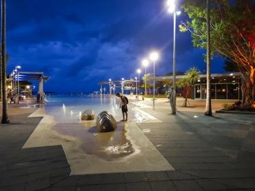 Cairns seaside pools 5