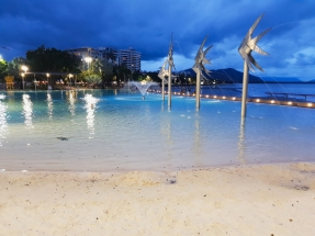 Cairns seaside pools