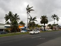 Cairns street scene
