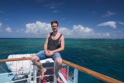 Great Barrier Reef me
