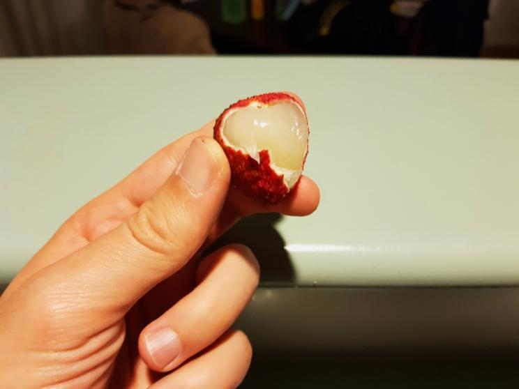 Lychee fruit 2