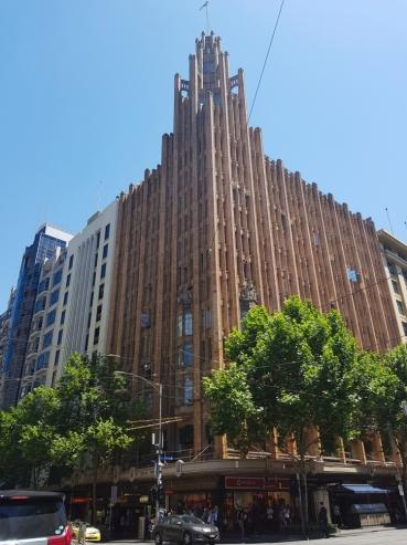 Melbourne City Centre 12