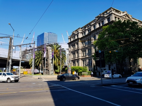 Melbourne City Centre 2