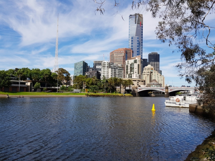 Melbourne City Centre 21