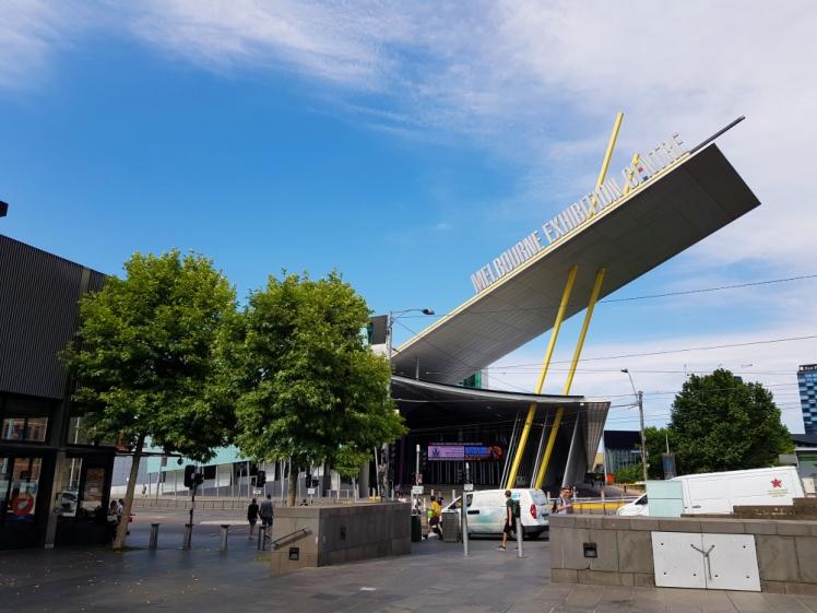 Melbourne City Centre 5