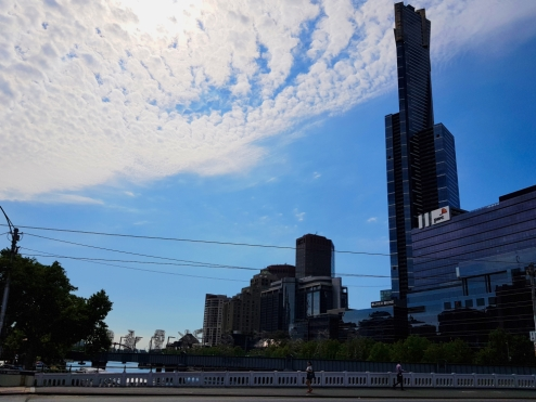 Melbourne City Centre 6