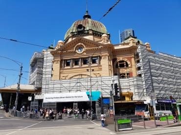 Melbourne City Centre 7