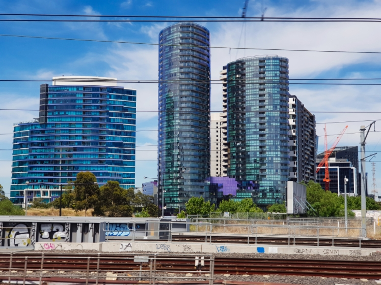 Melbourne City Centre Flinders Street 3