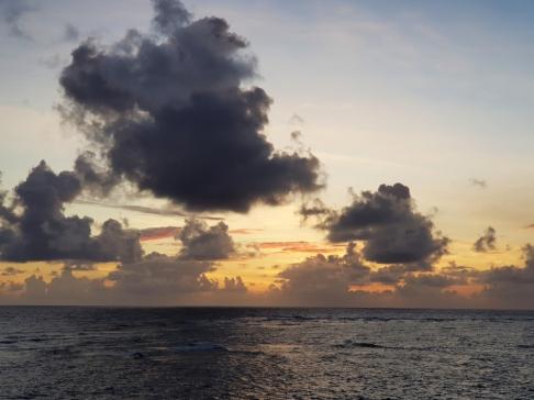 Sunrise in Great Barrier Reef 2