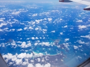 Whitsundays Islands from above
